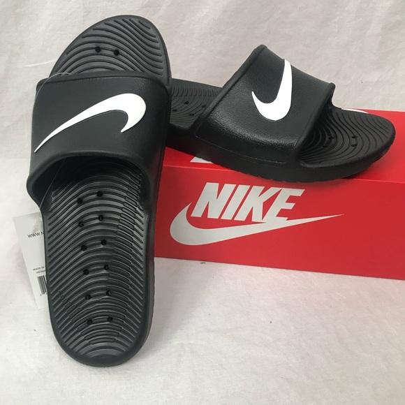 New Mens Nike Kawa Shower Slide Sandal